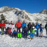 Tests d'entrée en section sportive ski/VTT